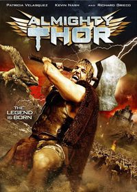 Almighty Thor - (Region 1 Import DVD)