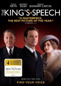 King's Speech - (Region 1 Import DVD)