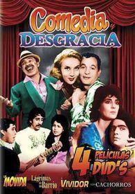 Comedia Y Desgracia - (Region 1 Import DVD)