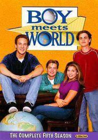 Boy Meets World:Season 5 - (Region 1 Import DVD)
