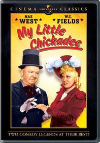 My Little Chickadee - (Region 1 Import DVD)