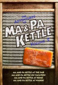 Adventures of Ma & Pa Kettle Vol 2 - (Region 1 Import DVD)