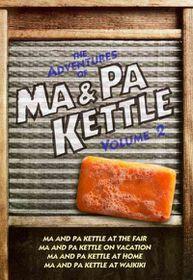 Adventures of Ma & Pa Kettle Vol 2 - (Region 1 Import DVD)