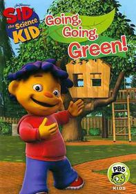 Sid the Science Kid:Going Going Green - (Region 1 Import DVD)