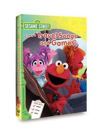Elmo's Travel Songs & Games - (Region 1 Import DVD)