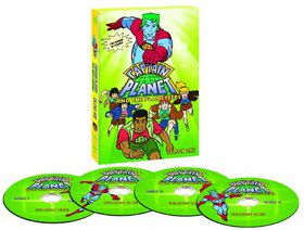 Captain Planet and the Planeteers: Season One - (Region 1 Import DVD)