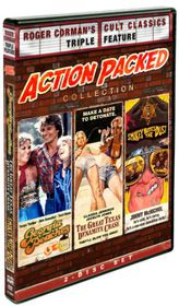 Roger Corman Action Packed Collection - (Region 1 Import DVD)