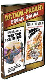 Fighting Mad/Moving Violation - (Region 1 Import DVD)