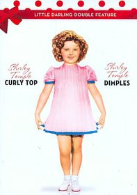 Curly Top/Dimples - (Region 1 Import DVD)