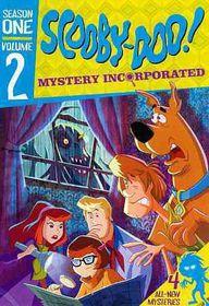 Scooby Doo Mystery Inc Vol 2 - (Region 1 Import DVD)