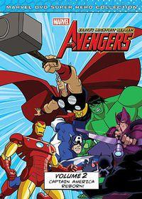 Marvel the Avengers:Earth's Might V 2 - (Region 1 Import DVD)