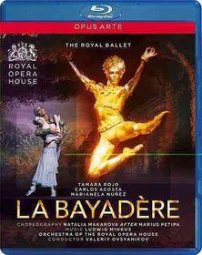 Minkus / Acosta / Royal Ballet / Oroh / Ovsyanikov - Bayadere (Blu-Ray)