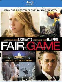 Fair Game - (Region A Import Blu-ray Disc)