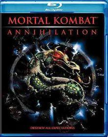Mortal Kombat:Annihilation - (Region A Import Blu-ray Disc)