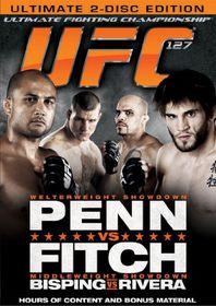 UFC 127 - (Region 1 Import DVD)