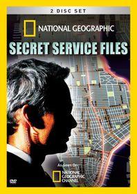 Secret Service Files - (Region 1 Import DVD)