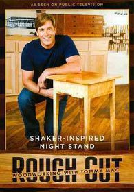 Woodworking with Tommy Mac:Night Stan - (Region 1 Import DVD)