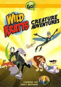 Wild Kratts:Creature Adventures - (Region 1 Import DVD)