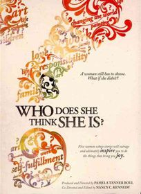 Who Does She Think She is - (Region 1 Import DVD)