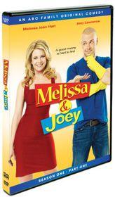 Melissa & Joey:Season 1 Part 1 - (Region 1 Import DVD)