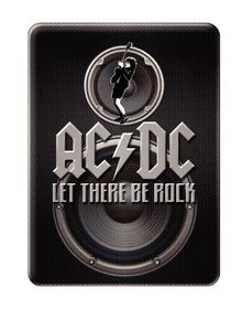 Ac/Dc:Let There Be Rock (Ltd Coll Ed) - (Region 1 Import DVD)
