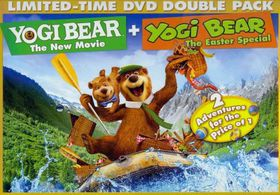 Yogi Bear/Yogi the Easter Bear - (Region 1 Import DVD)