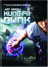 Kung Fu Dunk - (Region 1 Import DVD)
