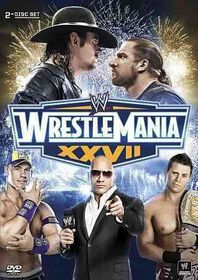 Wrestlemania 27 - (Region 1 Import DVD)