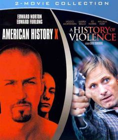 American History X/History of Violenc - (Region A Import Blu-ray Disc)