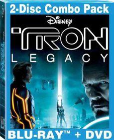 Tron:Legacy - (Region A Import Blu-ray Disc)