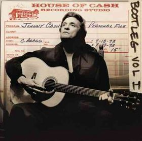 Cash, Johnny - Bootleg 1: Personal File (CD)