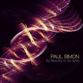 Simon, Paul - So Beautiful Or So What (CD)