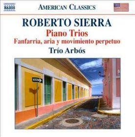 Sierra: Piano Trios - Piano Trios (CD)