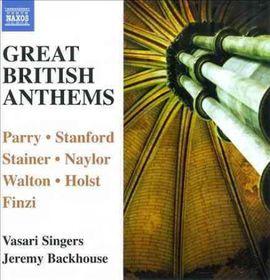 Great British Anthems - Great British Anthems (CD)