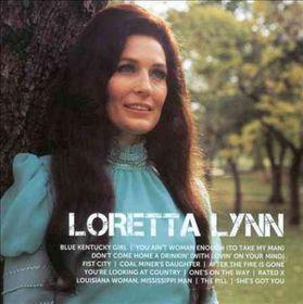 Lynn, Loretta - Icon (CD)