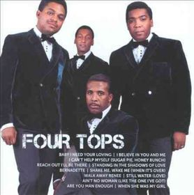 Four Tops - Icon (CD)