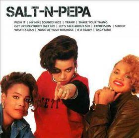 Salt-n-pepa - Icon (CD)