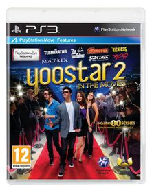 Yoostar 2 In the Movies (PS3)