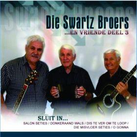 Die Swartz Broers...en Vriende Deel 3 - Various Artists (CD)