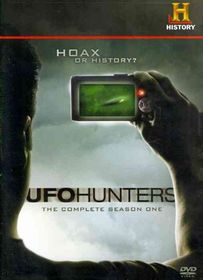Ufo Hunters:Season 1 - (Region 1 Import DVD)