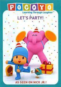 Pocoyo:Let's Party - (Region 1 Import DVD)