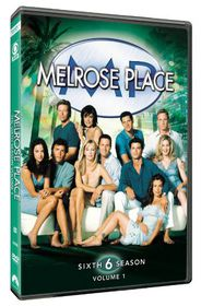 Melrose Place:Sixth Season Vol 1 - (Region 1 Import DVD)