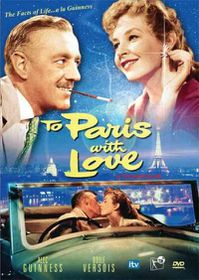 To Paris with Love - (Region 1 Import DVD)