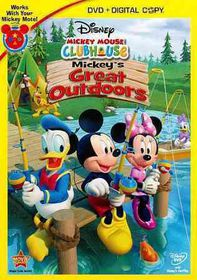 Mickey Mouse Clubhouse:Mickey's Great - (Region 1 Import DVD)