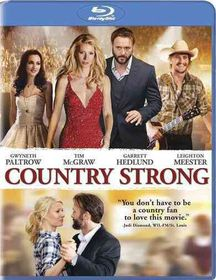 Country Strong - (Region A Import Blu-ray Disc)