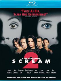 Scream 2 - (Region A Import Blu-ray Disc)