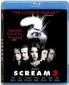 Scream 3 - (Region A Import Blu-ray Disc)