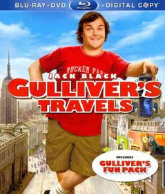 Gulliver's Travels - (Region A Import Blu-ray Disc)