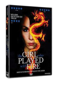 The Girl Who Played with Fire (DVD)