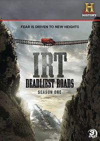 Irt Deadliest Roads:Season 1 - (Region 1 Import DVD)
